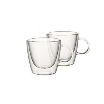 Villeroy & Boch Artesano Hot & Cold Beverages Cup M sett 2 stk. 80mm. Levering februar 2021.