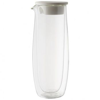 Villeroy & Boch Artesano Varme og kalde drikker Glasskaraffel med lokk