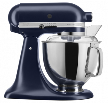 KitchenAid Artisan Kjøkkenmaskin Ink Blue - 4,8 + 3 liter