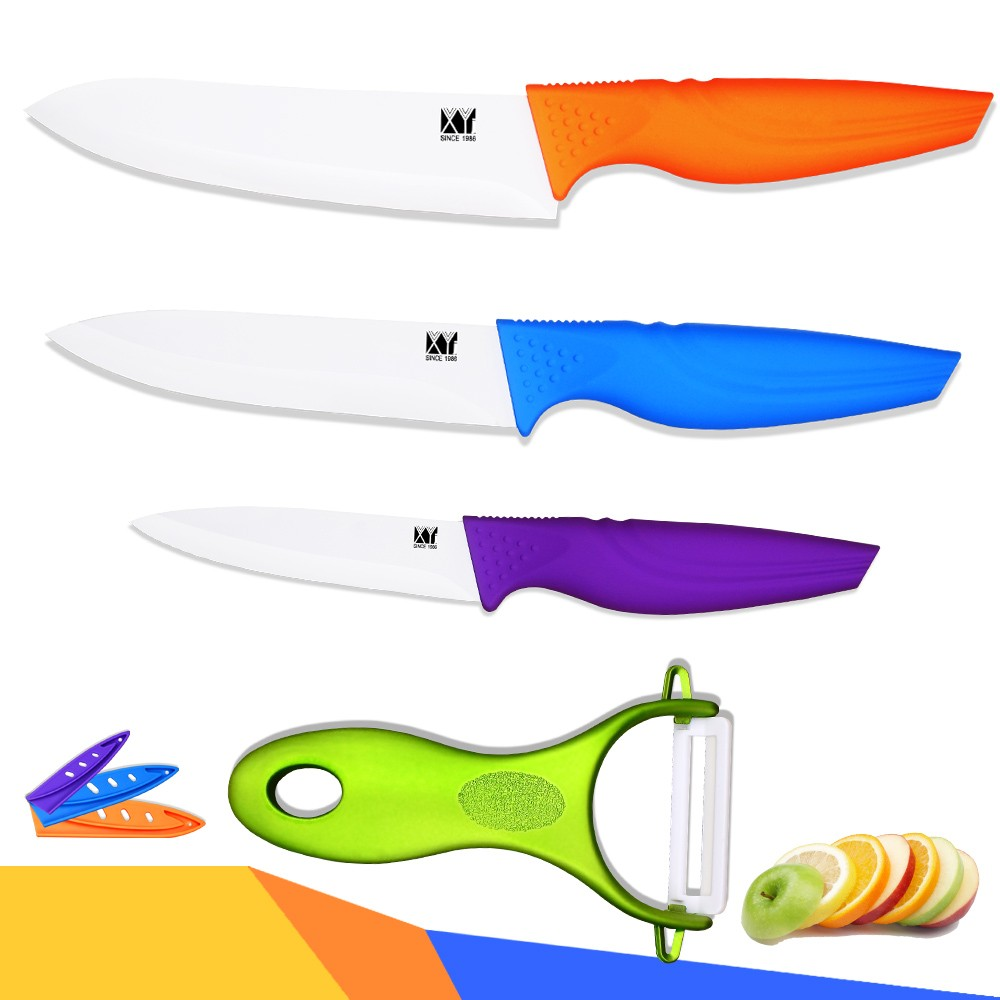 youshop.no keramisk knivsett flerfarget