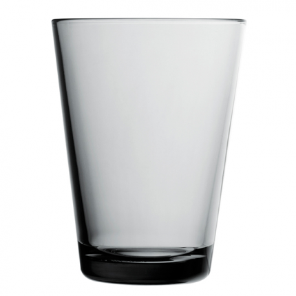 Iittala Kartio Glass Grå 2stk 40 cl