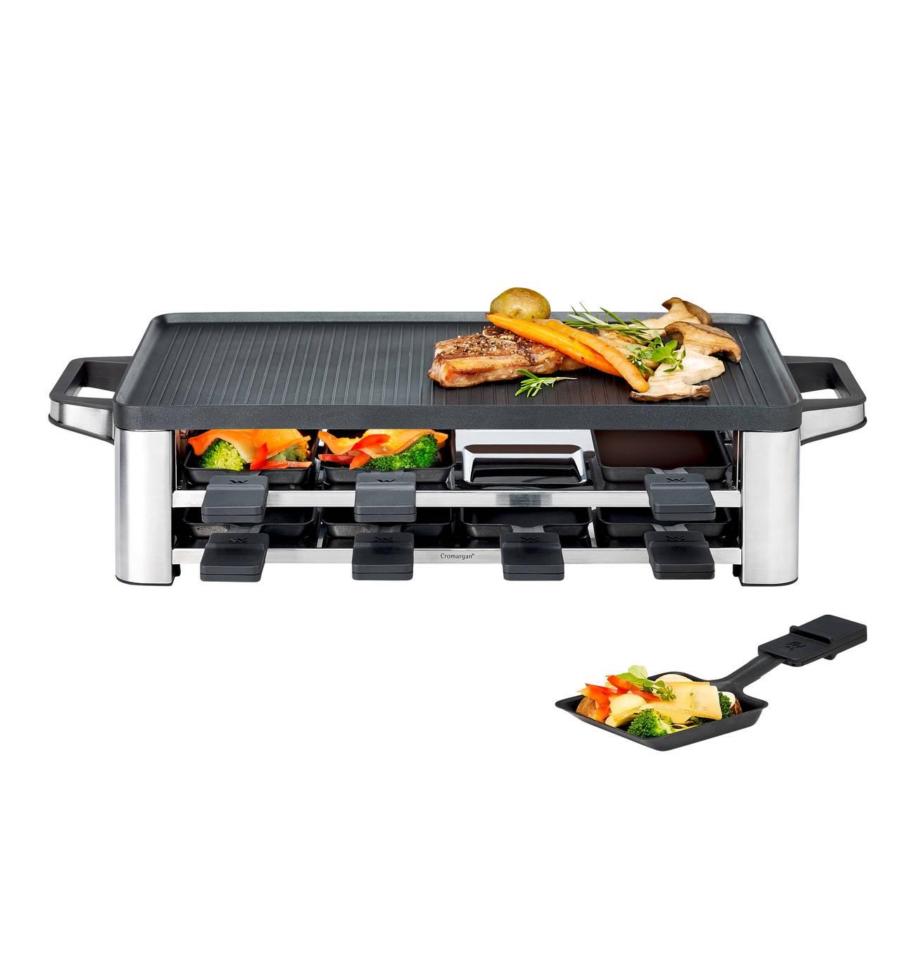 WMF Raclette Lono, 8 pans