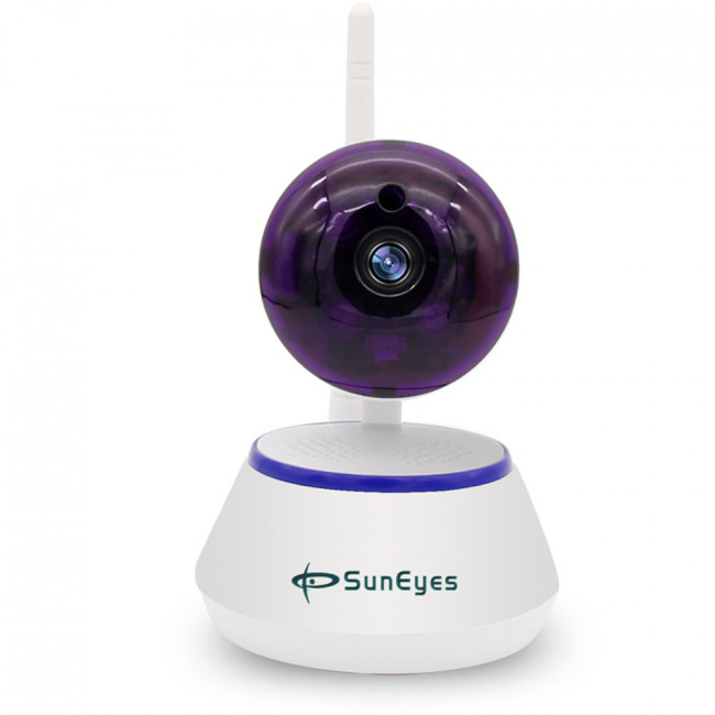 SunEyes SP-S701W 720P HD Mini IP Kamera WIFI + 32GB SD-kort inkludert!
