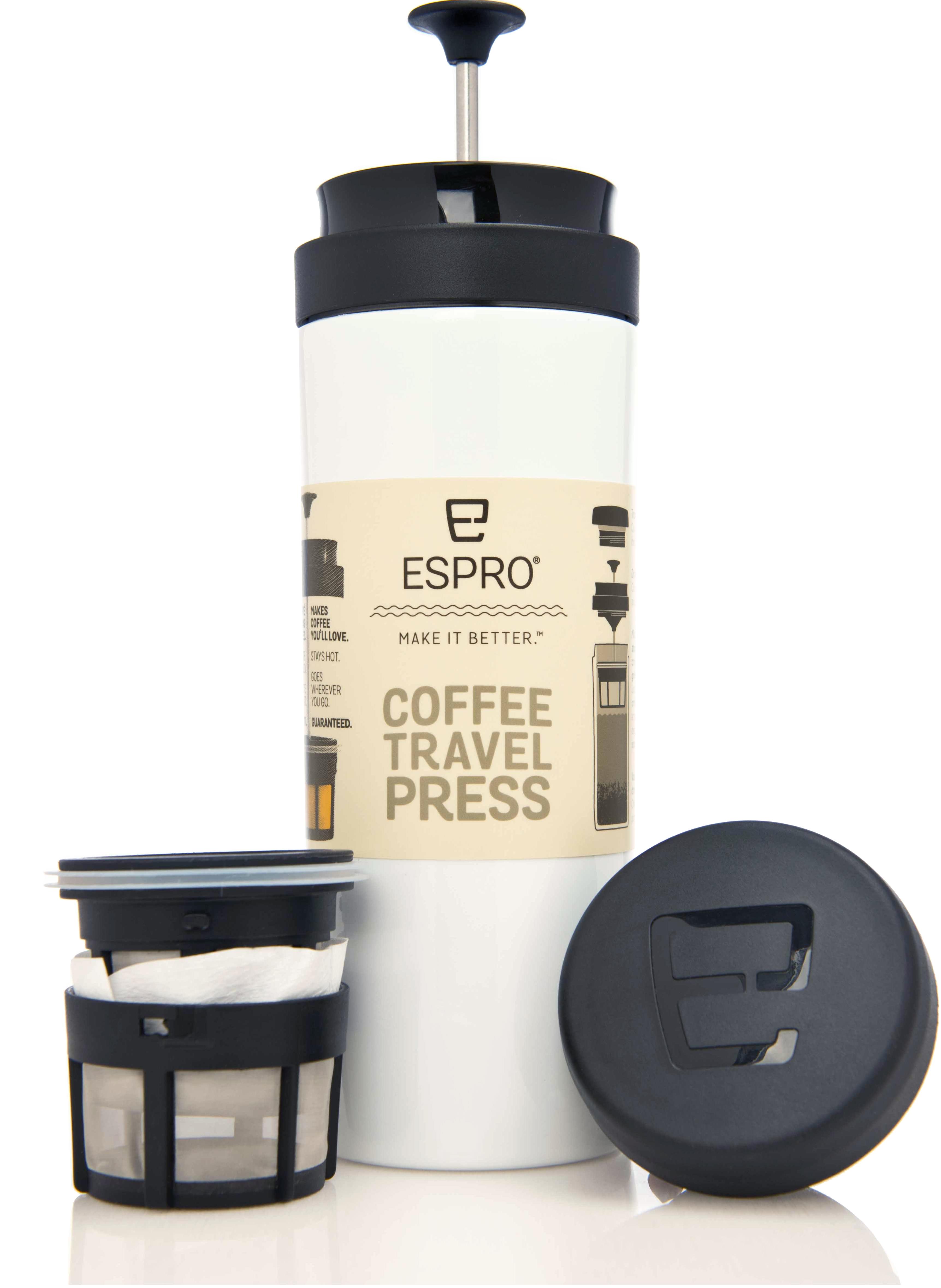Espro travel Stempelkande hvit