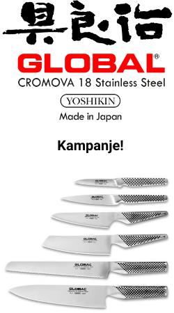Global kniver kampanje