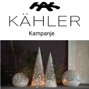Kahler Black Friday kampanje