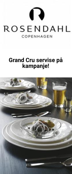 Rosendahl Grand Cru kampanje