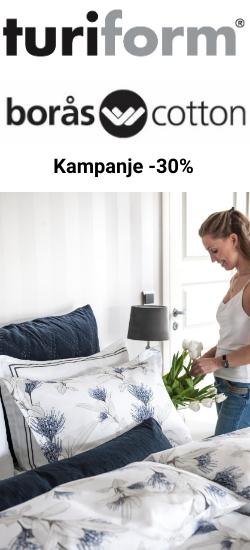 Turiform / Borås Cotton tekstiler kampanje